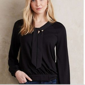 Anthropologie Meadow Rue Montmagny Blouse